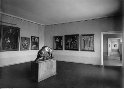 Ernst Ludwig Kirchner, Philipp Harth, Pablo Picasso; © bpk / Staatliche Museen zu Berlin, Zentralarchiv