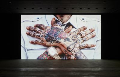 Arthur Jafa, Apex, 2013, Video, 8'22'', colour, sound