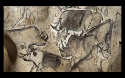 """Werner Herzog, Screenshots aus """"Die Höhle der verlorenen Träume"""", 2010, 90 min."""