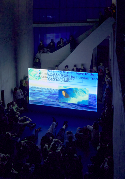 Hito Steyerl bei KOW