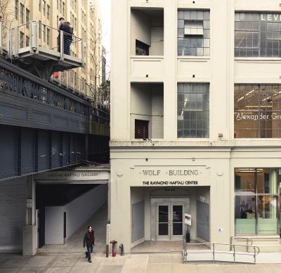 Greene Naftali Gallery, 508 W. 26th Street