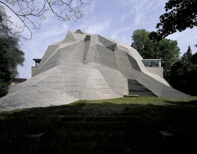 Das letzte Land, Österreichischer Pavillon, La Biennale di Venezia, 2005 Photo: Bruno Klomfar