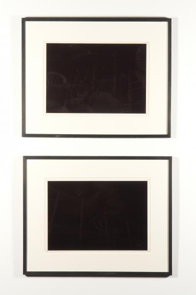 Alfred Johansen Untitled , 1966 Silver gelatin prints Courtesy Alfred Johansen Estate, Odense