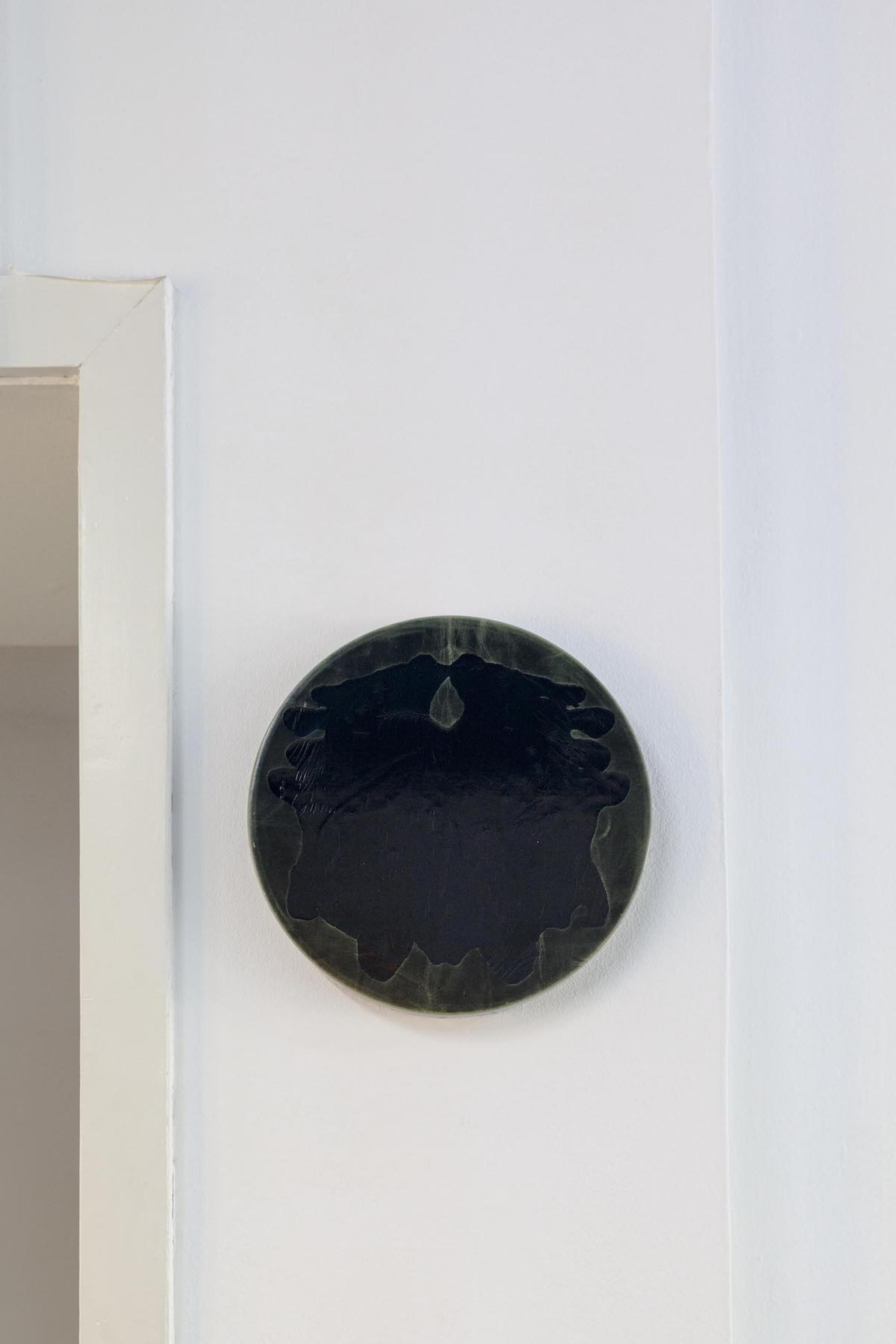 Marie Angeletti Untitled, 2017,Enamel screenprint on fabric,Courtesy of Édouard Montassut