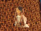 Joan Jonas Video still of Wolf Lights, The Shape, the Scent, The Feel of Things. (2005) © 2018 Joan Jonas : Artists Rights Society (ARS), New York : DACS, London