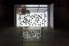 Joan Jonas  Installation view of Reanimation