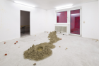 "Emily Jones ""News From Nowhere""(2017); installation view at Cordova Photo: Georg Petermichl"