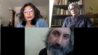 Virtual Press Conference with Raqs Media Collective