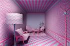 """SAGMEISTER & WALSH: Beauty"" (2018) Exhibition view at MAK Sagmeister & Walsh, Color Room (2018) In cooperation with Backhausen © Aslan Kudrnofsky/MAK"