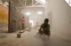 Kochi-Muziris Biennale, behind the scenes, 2016
