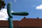 Erwin Wurm Salatgurken Modernistisch (2016) © eSeL.at - Lorenz Seidler