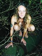 Iris Andraschek Claudia S ... auctaque forma fuga est. ( 2002/2018), C-Print © Iris Andraschek