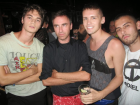 Raf Simons and friends, photo© Quentin Belt