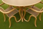 Matthew Day Jackson designed furniture