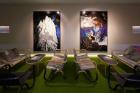 NetJets VIP lounge