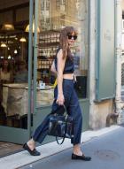 Dakota Johnson leaving Café Verlet