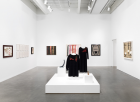 "Carol Rama ""Antibodies"", installation view at New Museum"