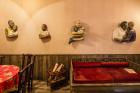 Brian Belott Copy from the Rhoda Kellogg International Children's Art Collection (2018) Courtesy of the artist and Gavin Brown's enterprise, New York/Rome John Ahearn (with Rigoberto Torres) Irene and Johnnie ( 2000/2008); Big Chief ( 2005); Miguel (1999) Courtesy of the artist and Alexander and Bonin, New York