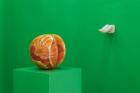 Nevine Mahmoud Miss her (peach)  (2017); Headless (2017) Courtesy of the artist