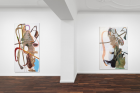 Albert Oehlen, unverständliche braune Bilder , Galerie Max Hetzler, Berlin, April – August 2021. Courtesy of the artist and Galerie Max Hetzler, Berlin | Paris | London © Albert Oehlen. Photo: def image