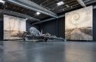 Anselm Kiefer For Louis-Ferdinand Céline: Voyage au bout de la nuit, installation view at Copenhagen Contemporary 2017