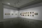 Installation view of Hoo Moojong, Aye Gallery