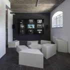Heba Y. Amin Operation Sunken Sea (The Anti-Control Room) (2018) Courtesy Heba Y. Amin; Zilberman Gallery, Istanbul/ Berlin, Photo: Timo Ohler