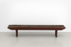 """Bench, Laurie Parsons,""""A Body of Work 1987"""", Museum Abteiberg, 2018-19, exhibition _______INSERT_______"""