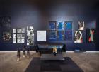 V1 Gallery showcase at Chart Art Fair 2017