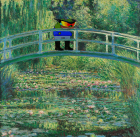 """""""Don't speak to me about 'Claude Monet,' worm, I'm a graduated art teacher. I'm not staying the jpegs or videos aren't art, I'm saying your whole system is a mere pretence of an art scene for profiteering by platforms and crypto moguls."""" Art Tyom Trakhanov"""