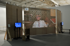 Angelo Plessas Experimental Education Protocol, Delphi (2017, installation view) © Freddie Faulkenberry
