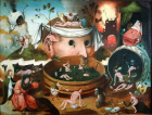 The Vision of Tondal                Hieronymus Bosch (attributed)