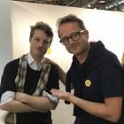 Links: Andy Kassier, rechts: Rafael Horzon