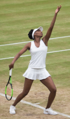 Venus Williams, Wimbledon 2017