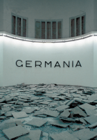 Hans Haacke, Germania,installation view German pavilion, 45th Venice Biennale, 1993