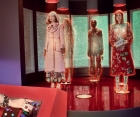 Gucci Fall Winter 2017 film campaign Director: Glen Luchford, Art Director: Christopher Simmonds TM & © 2017 CBS Studios Inc. STAR TREK and related marks are properties owned by CBS Studios Inc. All Rights Reserved.
