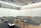 "Rafael Domenech, ""Imperfect Fragments of an Uncertain Whole"", Installation view, courtesy Hua International"