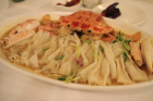 Steamed Flowery Crab at The Chairman