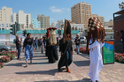 Meshac Gaba Perruques Architectures Émirats Arabes Unis , 2019