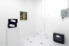 Installation view Queer Thoughts hosting Park View/Paul Soto, Los Angeles and Brussels