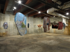 Ragen Moss organized by Lucas Blalock, exhibition view
