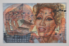 Jana Euler,  Whitney , 2013 Oil on canvas, 190 x 300 cm Courtesy the artist and dépendance, Brussels