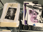 In Kye Christensen-Knowles' studio