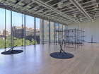 Installation view of the Whitney Biennial 2019 (Whitney Museum of American Art, New York, May 17-September 22, 2019). Photograph by Ron Amstutz
