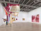 Installation view of the Whitney Biennial 2019 (Whitney Museum of American Art, New York, May 17-September 22, 2019).Photograph by Ron Amstutz