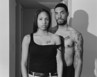 LaToya Ruby Frazier My Brother Sergeant Brandon Frazier and Me (2008) Courtesy the artist and Gavin Brown's enterprise