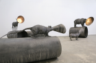Lu Lei Pretending Egomania (2015) Courtesy of the artist and ShanghART Gallery