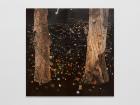 Path ,2021, Oil on canvas, 177x 177cm
