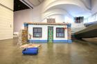 Marjetica Potrč Yinchuan Rural House (2018) © Photo: Courtesythe Yinchuan Biennale