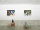 Eduardo Sarabia Exhibition view, Maureen Paley, London(2018) © Eduardo Sarabia, courtesy joségarcía ,mx, Mexico City and Maureen Paley, London joségarcia ,mx and dépendancehosted by Maureen Paley